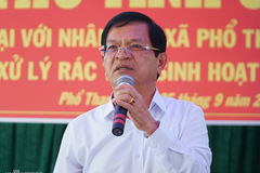 Bí thư, Chủ tịch Quảng Ngãi xin thôi chức