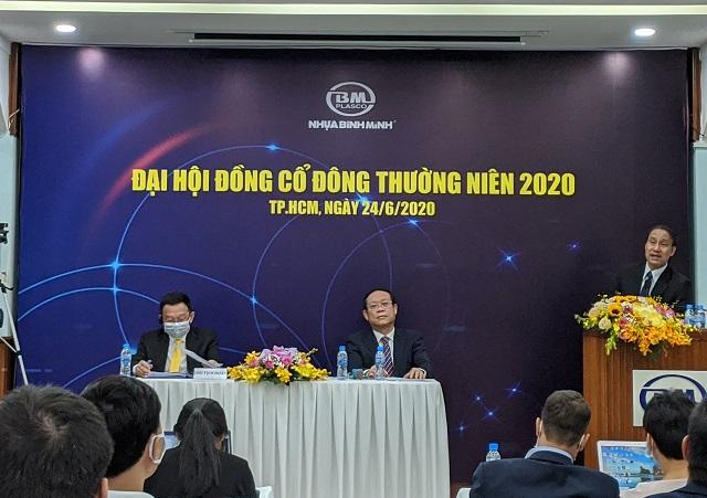 CEO Nhựa Bình Minh: Lợi nhuận 5 tháng tăng 18%, giá nguyên liệu giảm sẽ phản ánh vào kết quả 6 tháng