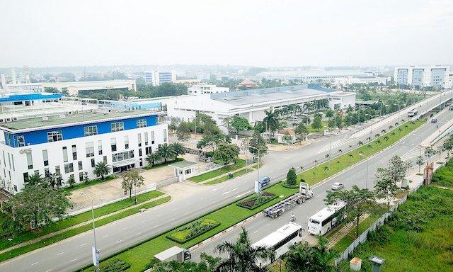 Tập đoàn Hong Kong đầu tư nhà máy 650 triệu USD tại Khu công nghệ cao TP HCM