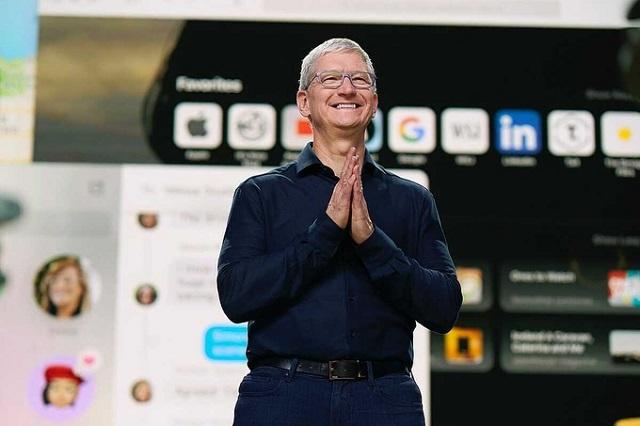 Apple ngày càng xấu xí