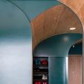 <p> Tủ âm tường sử dụng như một giải pháp để tiết kiệm diện tích cho căn hộ có diện tích hạn chế.</p>