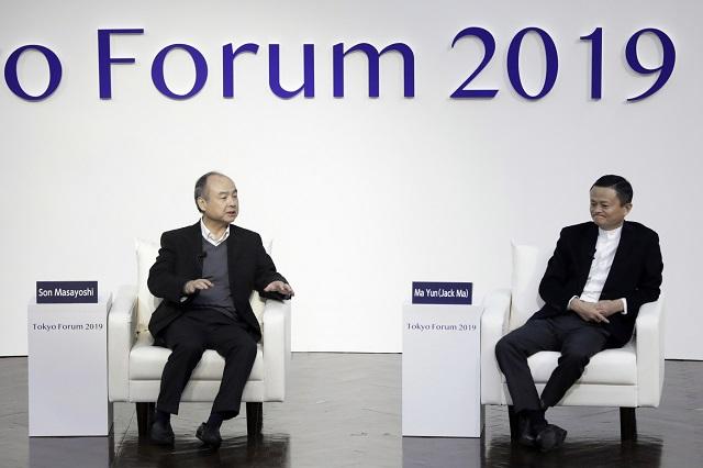 Jack Ma vừa rời HĐQT SoftBank, Masayoshi Son cũng tuyên bố rời HĐQT Alibaba