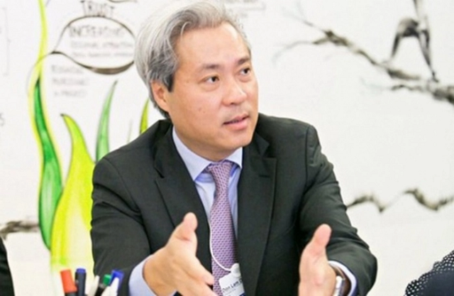 ÔngÔng Don Lam, CEO và đồng sáng lập của tập đoàn VinaCapital.