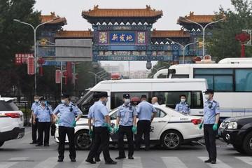 Bắc Kinh tuyên bố kiểm soát được đợt bùng phát dịch mới
