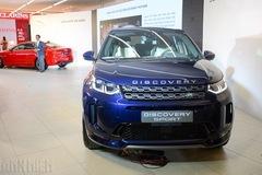 Land Rover Discovery Sport 2020 giá 2,61 tỷ đồng, cạnh tranh Mercedes GLC