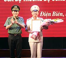 Tỉnh Điện Biên, Hà Nam, Quảng Bình, Quảng Trị có tân giám đốc công an