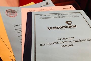 Họp ĐHCĐ Vietcombank: FWD đã trả phí độc quyền bancassurance nhưng chưa hạch toán