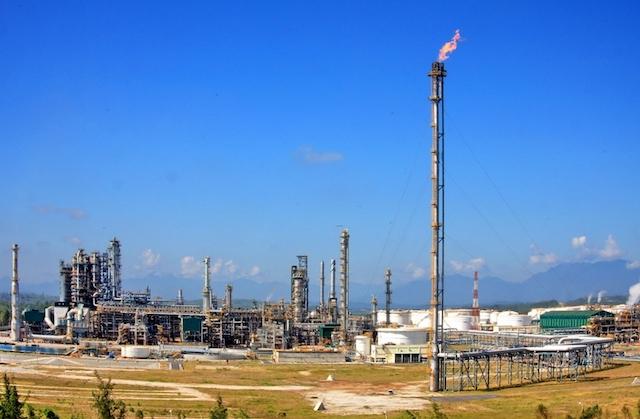 Dự án có vốn điều chỉnh lớn nhất là tổ hợp hóa dầu miền Nam tại tỉnh Bà Rịa - Vũng Tàu, gần 1,4 tỷ USD..
