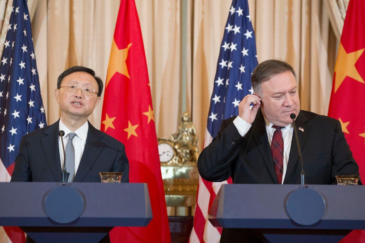 WSJ: Trung Quốc cảnh báo Mỹ về 'lằn ranh đỏ' trong vấn đề Hong Kong