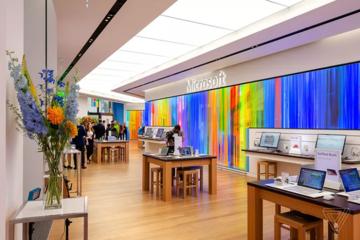Chưa kịp đến Việt Nam, Microsoft đóng cửa toàn bộ Store trên thế giới