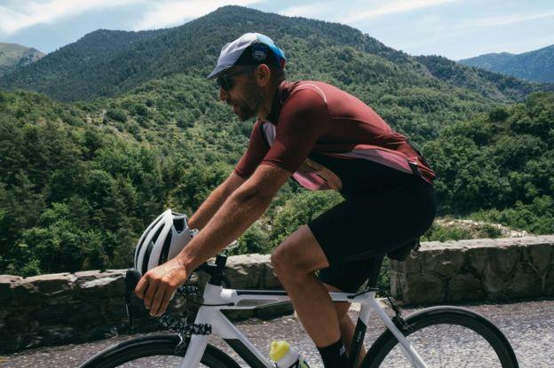 """Remi coi Nice là """"thiên đường đạp xe"""" tại Pháp. Ảnh: Remi Clemont."""