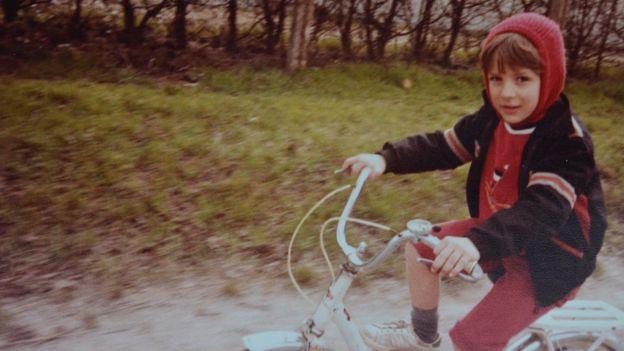 Remi Clemont thích đạp xe nhưng không phải đạp xe đường trường. Ảnh: Remi Clemont .