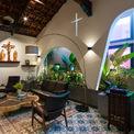 <p> Các kiến trúc sư cho rằng ngôi nhà đã làm tốt chức năng của nó khi kết nối 3 thế hệ trong gia đình lớn.</p>