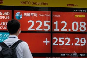 Nhà đầu tư nghiệp dư - mối lo của thị trường chứng khoán châu Á
