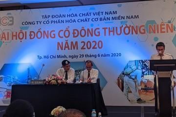 Chủ tịch Hóa chất miền Nam: Không thể hoàn thành kế hoạch lãi 2020, lần đầu nhân viên bị hụt lương