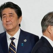 Nhật phản đối Hàn Quốc tham gia G7