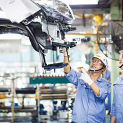 49% doanh nghiệp sản xuất lạc quan về xu hướng kinh doanh trong quý III