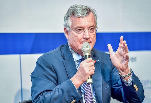 Chủ tịch EuroCham Nicolas Audier. Ảnh: EuroCham.