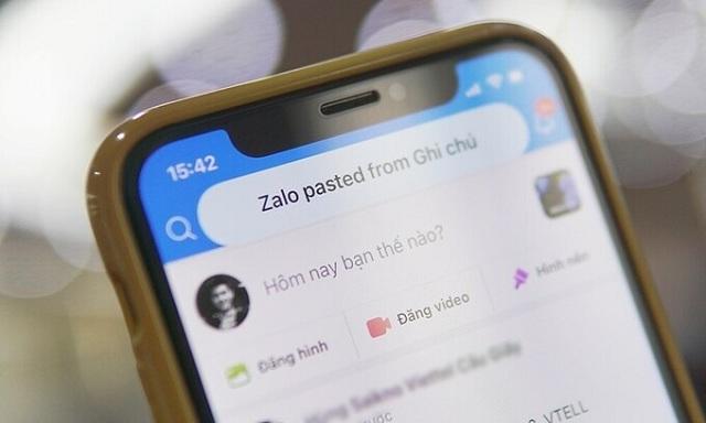 Nhiều ứng dụng tại Việt Nam tự động lấy dữ liệu iPhone