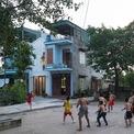 <p> Ngôi nhà phù hợp cuộc sống hiện đại ở các khu vực đô thị với các hộ gia đình nhỏ độc lập.</p>
