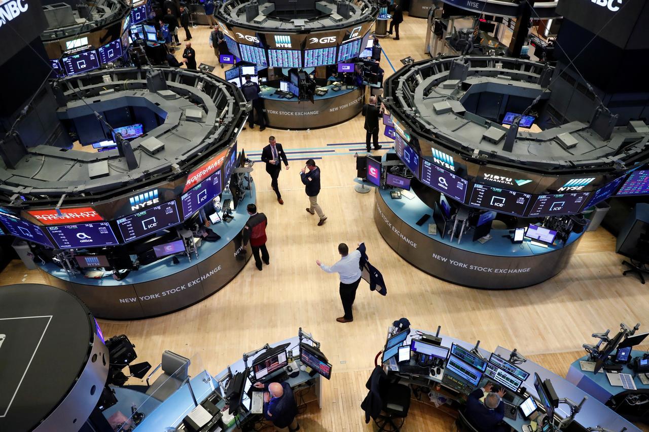 Phố Wall đối mặt nhiều tín hiệu rủi ro sau quý tốt nhất từ năm 1998