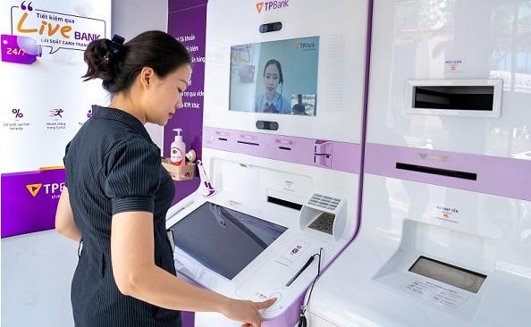 Ngân hàng Việt đầu tiên cho phép giao dịch bằng nhận diện khuôn mặt