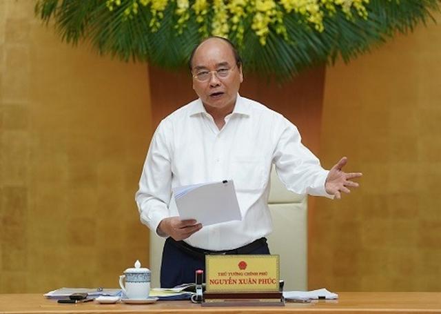 Thủ tướng: 'Tăng trưởng mà để lạm phát cao là thất bại'