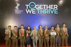 Bibica được vinh danh là một trong những nơi làm việc tốt nhất châu Á năm 2020