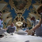 Kết quả bỏ phiếu sửa hiến pháp tiết lộ vị thế Putin trong lòng dân Nga