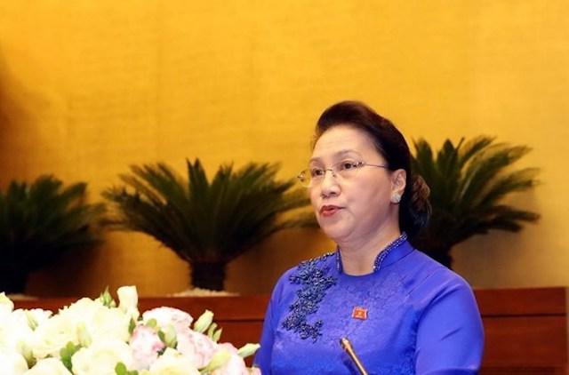 Quốc hội phê chuẩn nhân sự Hội đồng bầu cử quốc gia