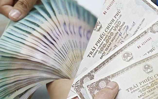 Khối lượng phát hành trái phiếu Chính phủ cao nhất 1 năm, đặt mua gấp 3 lần gọi thầu