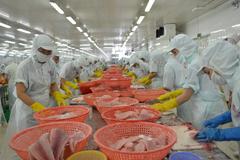 Xuất khẩu thủy sản giảm 10% trong nửa đầu năm