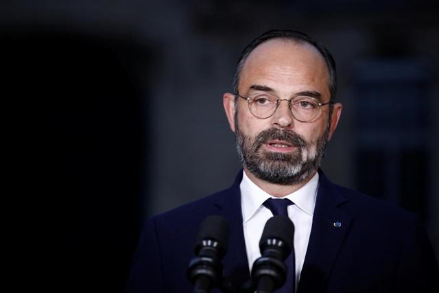 Thủ tướng Pháp Edouard Philippe