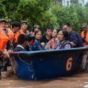 Mưa lũ nghiêm trọng ở Trung Quốc ảnh hưởng đến gần 20 triệu người