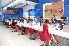 Viet Capital Bank niêm yết HNX ngày 9/7 với giá tham chiếu 10.700 đồng/cp