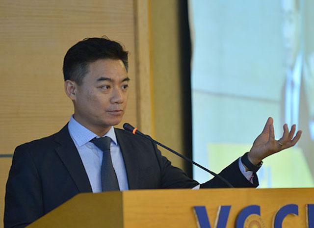 ông Vũ Tú Thành, Phó Giám đốc điều hành khu vực, Hội đồng kinh doanh Hoa Kỳ - ASEAN.
