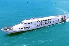 Tàu cao tốc Superdong - Kiên Giang trả cổ tức tiền mặt 10%