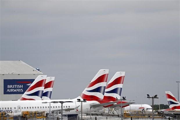 Ba hãng hàng không lớn nhất châu Âu kiện Anh