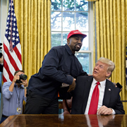 Rapper Kanye West bất ngờ tuyên bố tranh cử tổng thống Mỹ