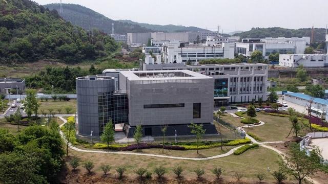 Phòng thí nghiệm P4 của Viện Virus học Vũ Hán. Ảnh: AFP.