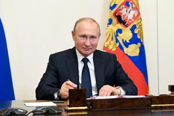 Tổng thống Putin: Sửa đổi Hiến pháp là đúng đắn đối với nước Nga