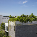 <p> Lấy cảm hứng từ trí tưởng tượng thời thơ ấu về một ngôi nhà nông thôn với nhiều cây xanh nhiệt đới, đồng cỏ và không khí trong lành, chủ sở hữu luôn có mong muốn có một ngôi nhà tương tự nằm ngay trung tâm thành phố Đà Nẵng.</p>