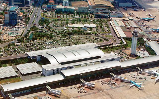 Dự kiến quý III/2021 khởi công nhà ga T3 sân bay Tân Sơn Nhất