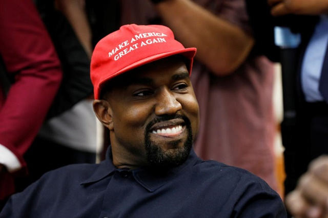Rapper Kanye West liệu có cửa đánh bại Donald Trump, Joe Biden