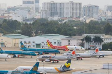 Bộ Giao thông yêu cầu các hãng hàng không chưa đón khách quốc tế