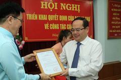 Ban Bí thư chỉ định ông Quản Minh Cường làm Phó bí thư Tỉnh ủy Đồng Nai