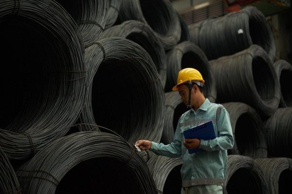 Sản lượng thép xây dựng Hòa Phát 6 tháng đạt 1,5 triệu tấn, thực hiện 42% kế hoạch năm