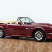David Beckham rao bán Aston Martin 32 năm tuổi