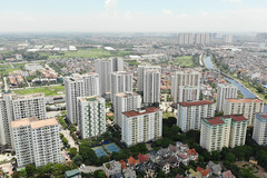 Bất động sản Hà Nội đang đối diện hàng loạt dấu hiệu bất ổn