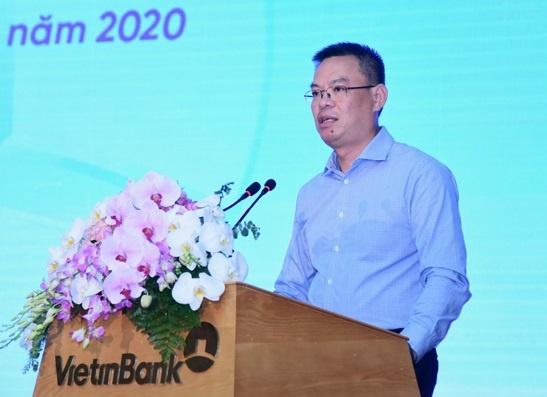Tín dụng 6 tháng VietinBank tăng 0,4%